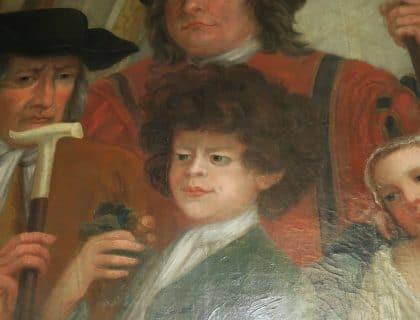 The wild boy of Hanover