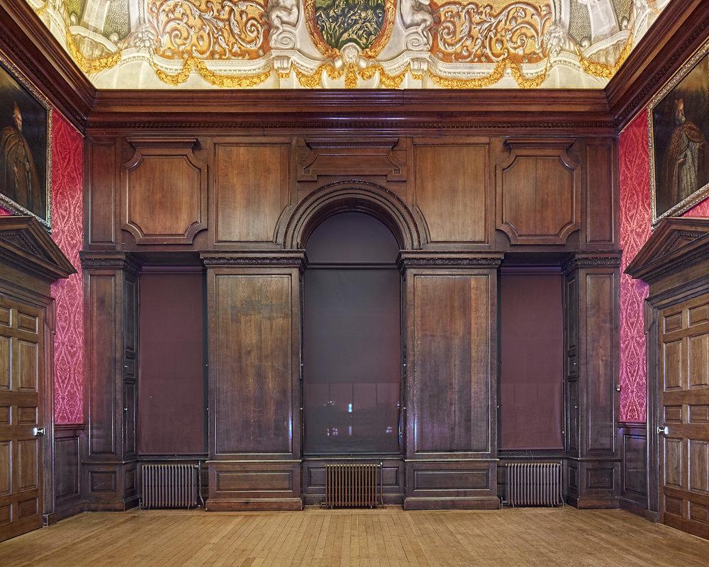 East elevation in Kings Drawing Room at Kensington Palace