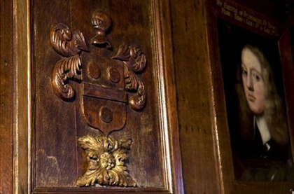 Woodwork from Thorpe Hall